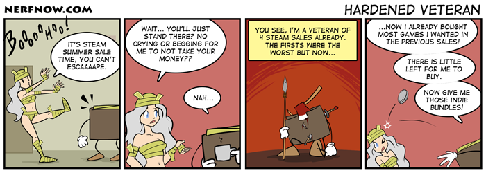 Hardened Veteran