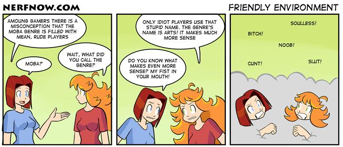 Friendly Enviroment