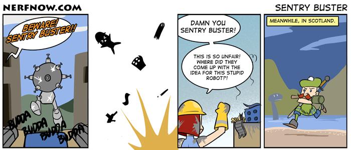 Sentry Buster