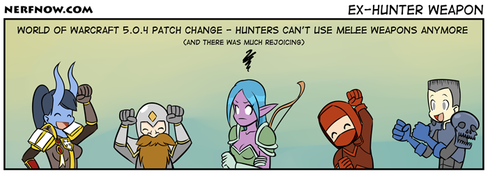 Ex-Hunter Weapon