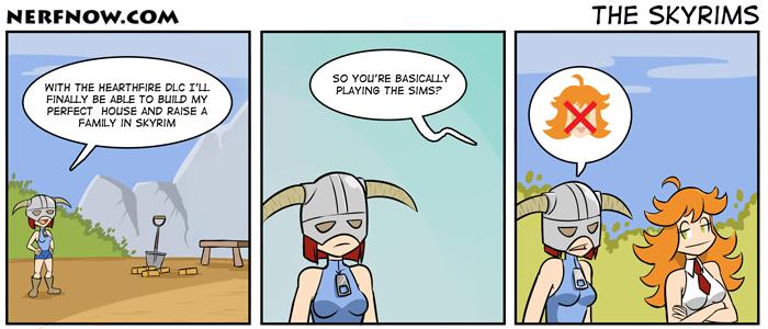 The Skyrims
