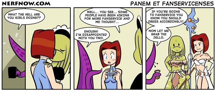Panem Et Fanservicenses