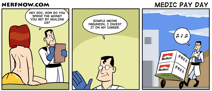 Medic Pay Day