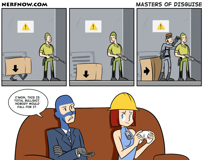 Masters of Disguise